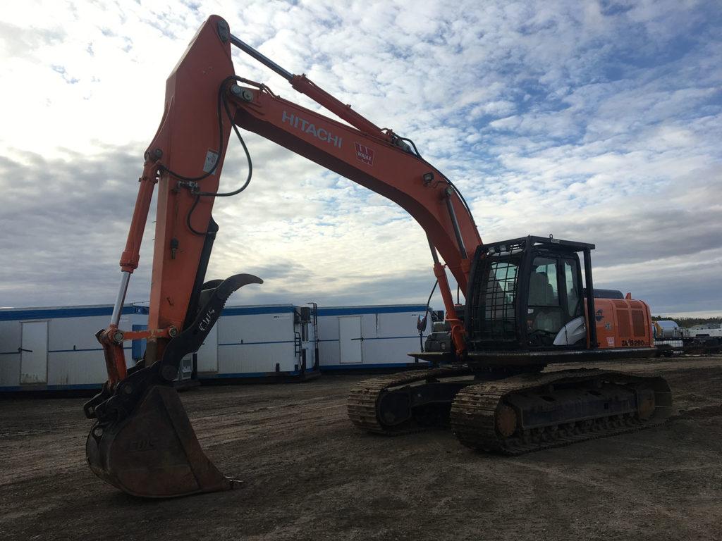 ezra rentals and sales heavy equipment hitachi