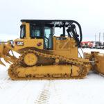 EZRA rentals and sales heavy equipment for rent in Grande Prairie AB Caterpillar D6T LGP