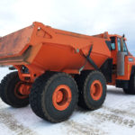 EZRA rentals and sales heavy equipment for rent in Grande Prairie AB Doosan DA30