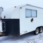 Ezra Rentals And Sales Grande Prairie Travelaire 18' T/A